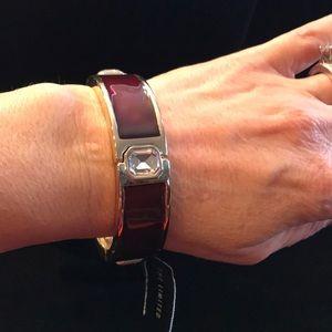 Gold bracelet, by The Limited.